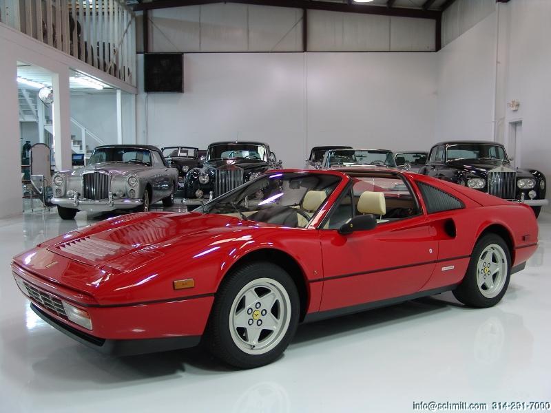 1986 ferrari 328 gts review