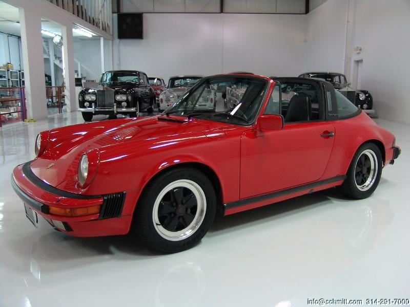 1985 Porsche 911 Carrera Targa Daniel Schmitt Amp Company