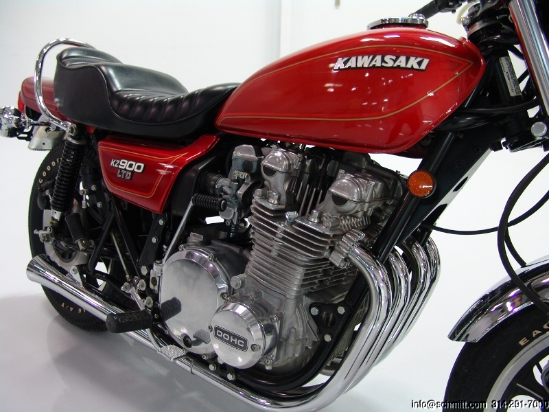Cylinder Head Kawasaki KZ900 KZ1000 1977-1978