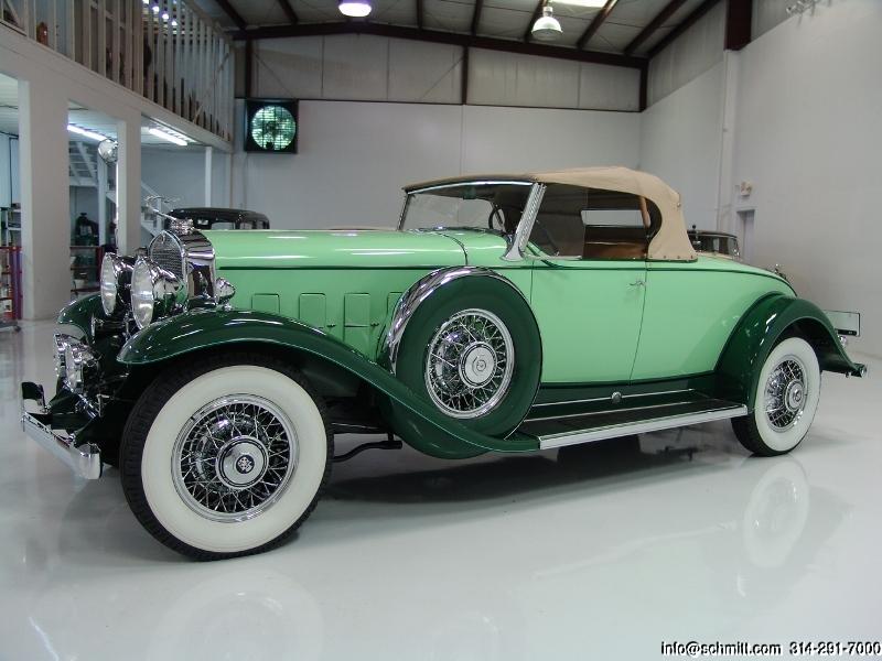 1931 cadillac 370a v12 roadster daniel schmitt company. Black Bedroom Furniture Sets. Home Design Ideas