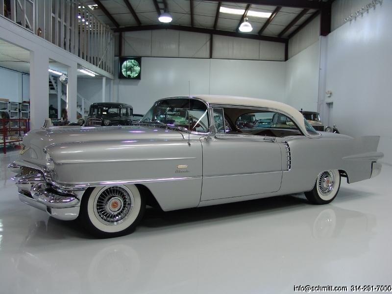 1956 Cadillac Eldorado Seville 2 Door Hardtop Daniel