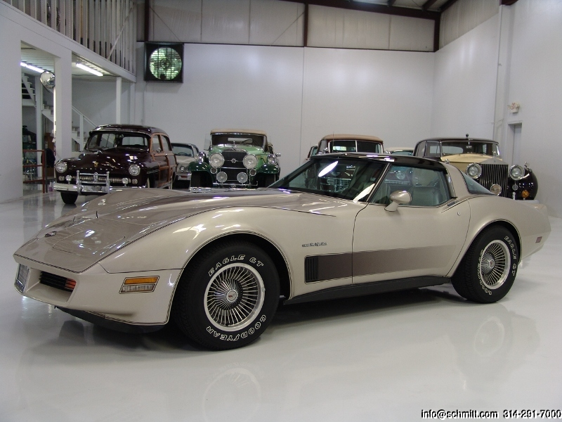 1982 chevrolet corvette collector 39 s edition coupe daniel. Black Bedroom Furniture Sets. Home Design Ideas