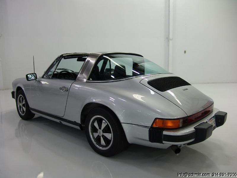 1975 Porsche 911 S Targa Daniel Schmitt Amp Company