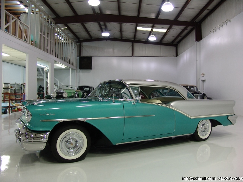 1957 oldsmobile factory colors