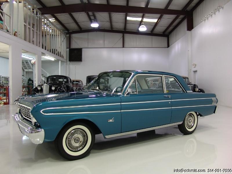 1964 ford falcon futura 2 door sedan daniel schmitt company sciox Images