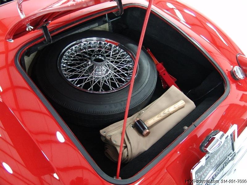1957 mga roadster daniel schmitt company