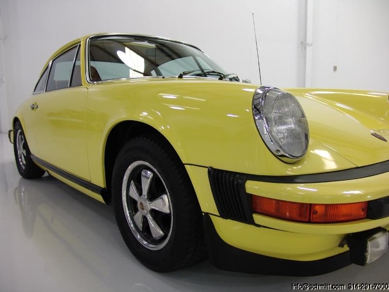 1976 Porsche 912e Sunroof Coupe Daniel Schmitt Amp Company