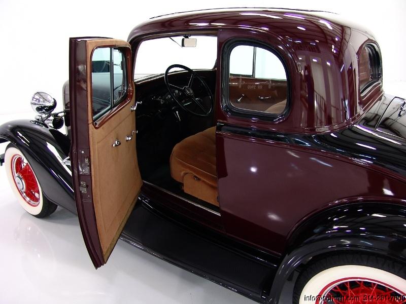 Excellent 1933 Chevrolet Master Eagle Rumble Seat Coupe Daniel Spiritservingveterans Wood Chair Design Ideas Spiritservingveteransorg