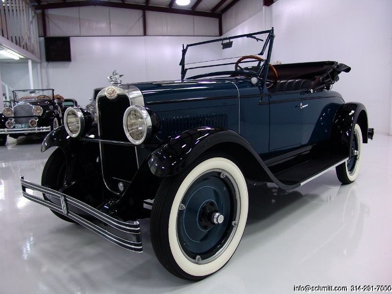1928 CHEVROLET NATIONAL SERIES AB 2-DOOR ROADSTER — Daniel Schmitt ...