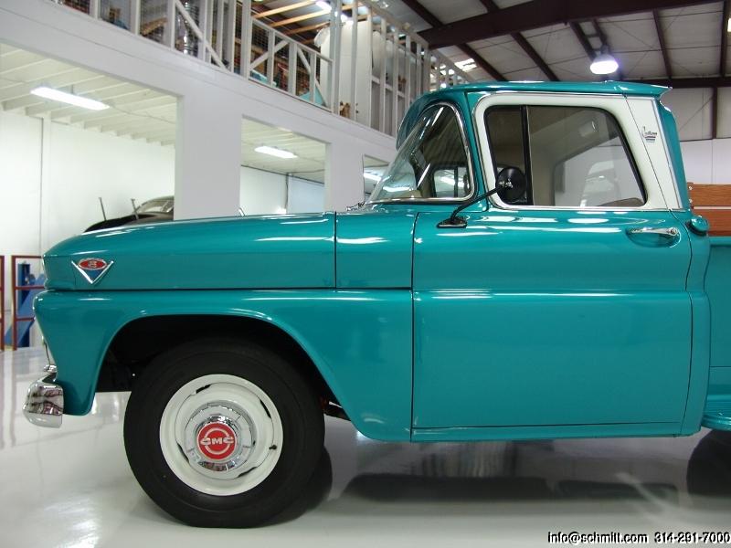 1963 Gmc 1500 Custom Cab Wideside Pickup  U2013 Daniel Schmitt  U0026 Co  Classic Car Gallery