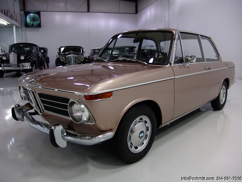 1968 BMW 2002 COUPE — Daniel Schmitt & Company