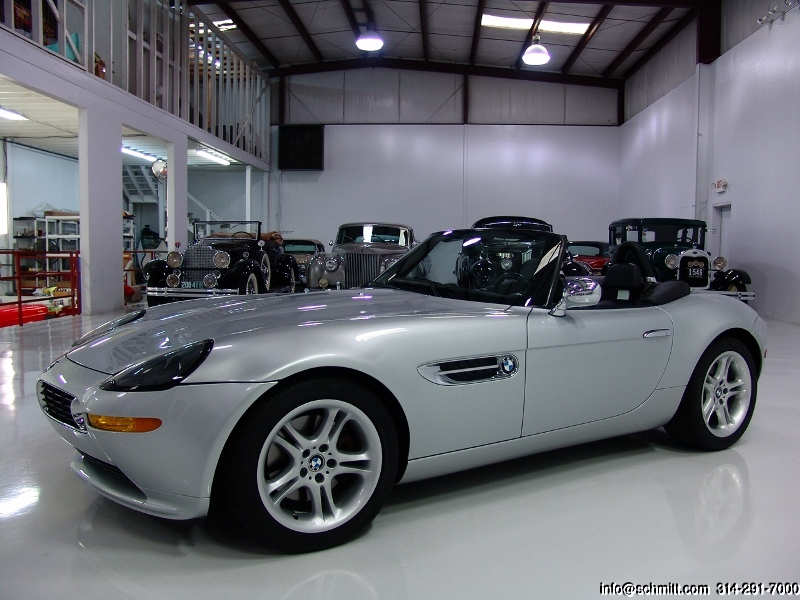 2001 Bmw Z8 Roadster Daniel Schmitt Co