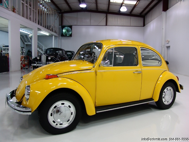 1970 volkswagen beetle daniel schmitt company. Black Bedroom Furniture Sets. Home Design Ideas