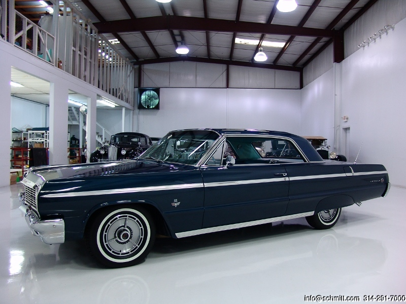 1964 chevrolet impala 409 ss hardtop daniel schmitt company rh schmitt com 64 Impala Eazy-E Dr. Dre 64 Impala