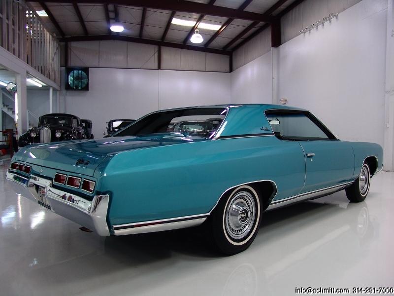 1971 chevrolet impala custom coupe daniel schmitt company. Black Bedroom Furniture Sets. Home Design Ideas