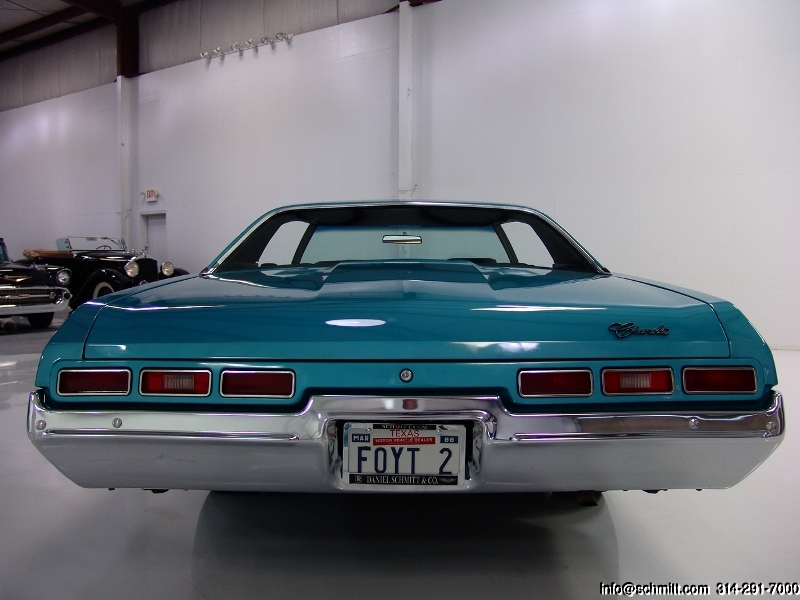 chevrolet impala 1971