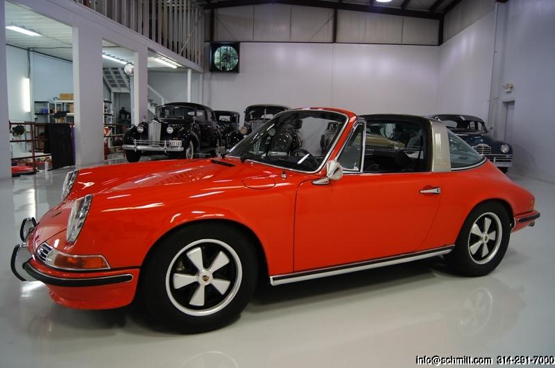 1969 Porsche 911 E Targa Daniel Schmitt Amp Company