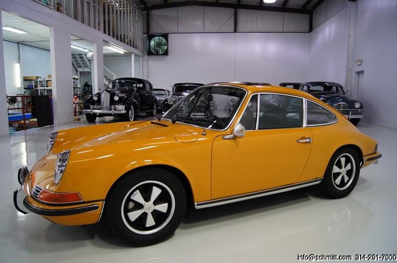 1969 PORSCHE 911S COUPE — Daniel Schmitt & Company