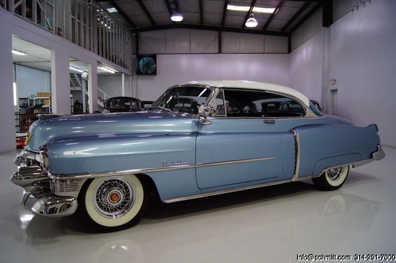 1953 Cadillac Series 62 Coupe De Ville Daniel Schmitt