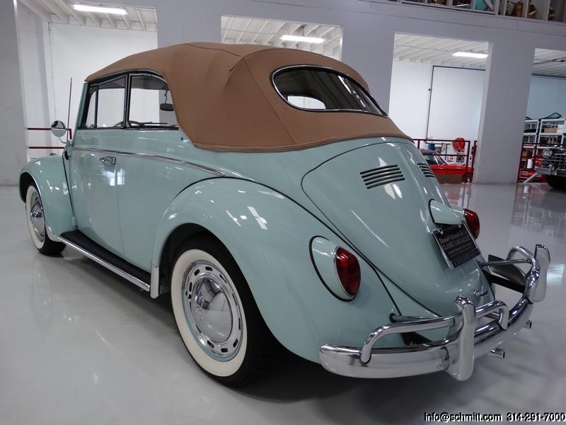 1963 Volkswagen Beetle Convertible Daniel Schmitt Amp Company