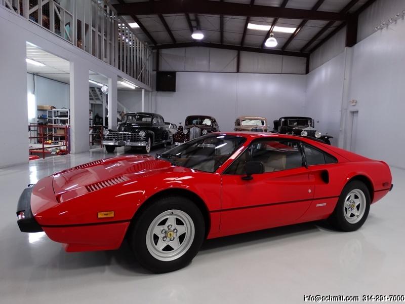 1978 Ferrari 308 Gtb Daniel Schmitt Co Classic Car Gallery