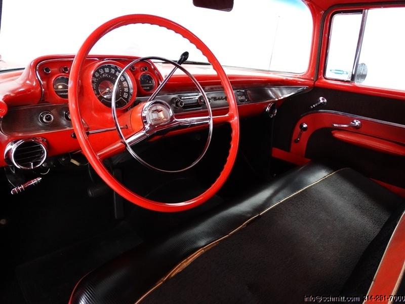 1957 Chevrolet Bel Air Townsman Wagon Daniel Schmitt