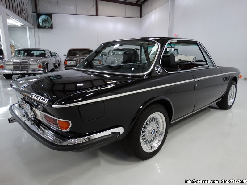1974 BMW 3.0 CS — Daniel Schmitt & Company