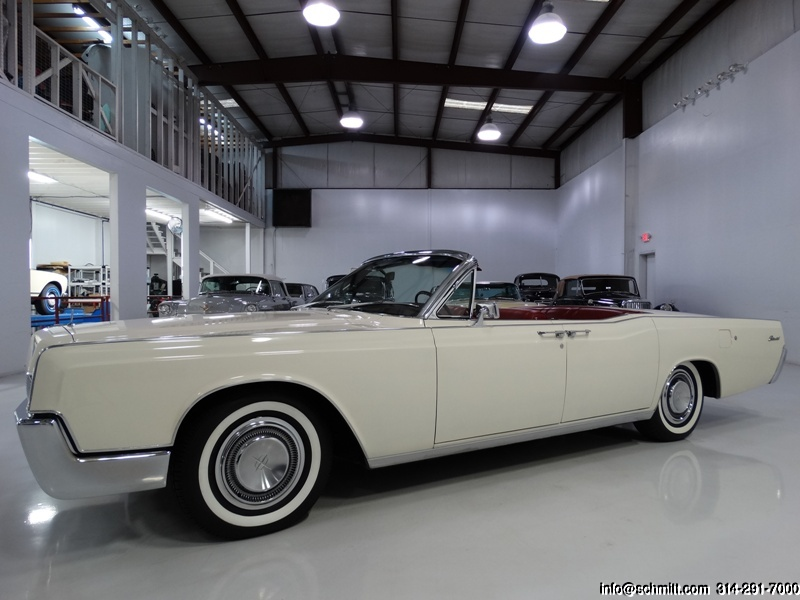 4 Door Convertible >> 1967 Lincoln Continental 4 Door Convertible Daniel Schmitt