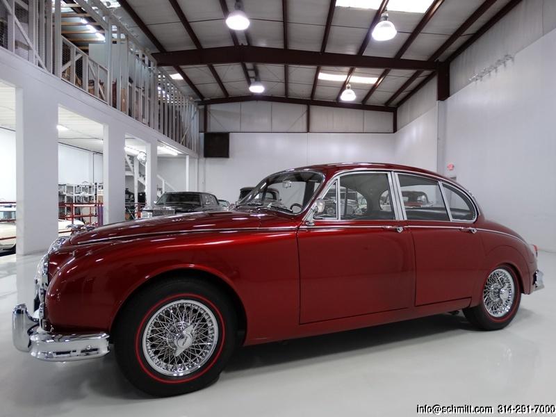 1963 Jaguar Mark Ii 3 8 Saloon Daniel Schmitt Amp Company