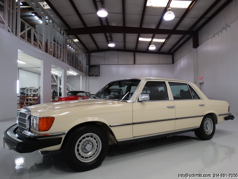 1978 mercedes benz 450 sel 6 9 daniel schmitt company for Mercedes benz 450 sel 6 9