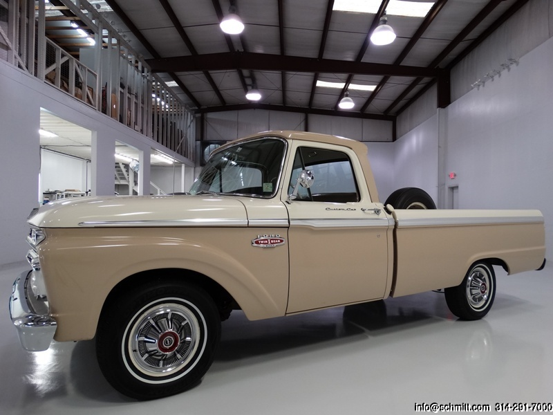 1966 Ford F100 Door Mirror
