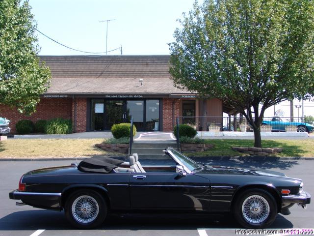 1989 JAGUAR XJS V12 CONVERTIBLEONLY 45,000 ORIGINAL MILES U2014 Daniel Schmitt  U0026 Company