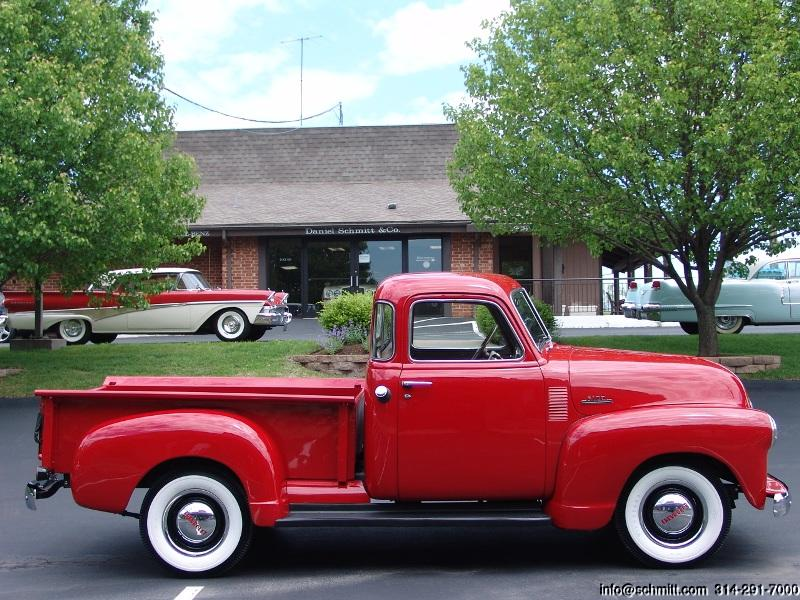 1951 chevrolet 3100 5 window pick up daniel schmitt for 1951 chevy 5 window pickup for sale