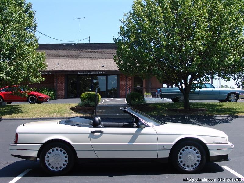 1993 cadillac allante north star convertible daniel. Black Bedroom Furniture Sets. Home Design Ideas