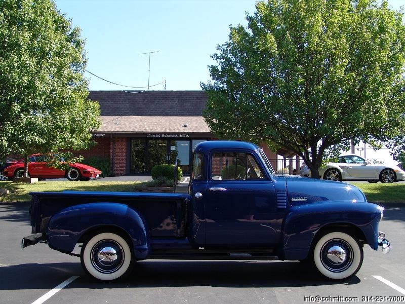 1952 chevrolet 3100 deluxe 5 window pick up truck daniel for 1952 chevy truck 5 window