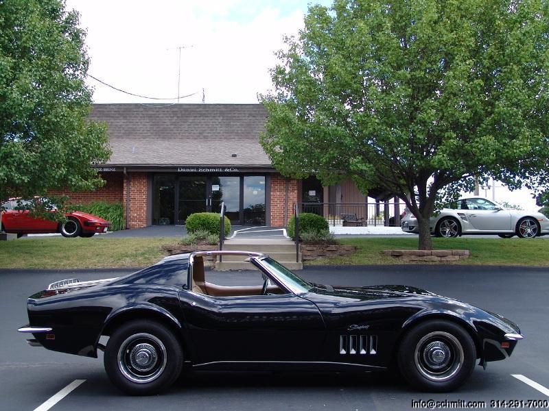 1969 Chevrolet Corvette Stingray Daniel Schmitt Amp Company