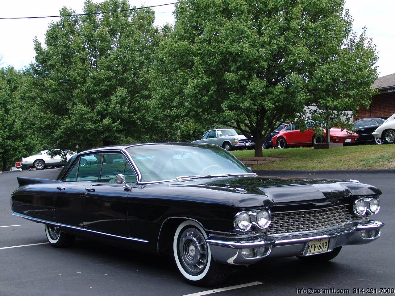 1960 Cadillac Brougham This Is Body 66 Of The 101 Built