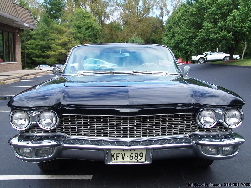 1960 CADILLAC BROUGHAM, THIS IS BODY 66 OF THE 101 BUILT IN 1960 ...