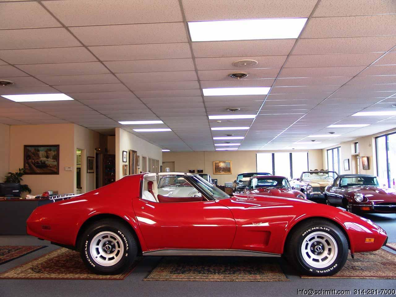 1977 chevrolet corvette l82 only 44,000 original miles — daniel