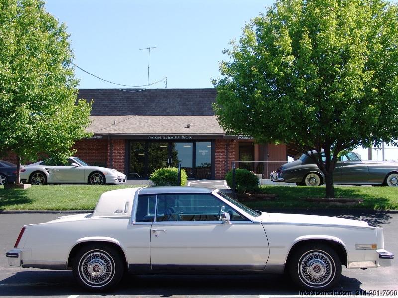 1984 Cadillac Eldorado Biarritz Daniel Schmitt Company