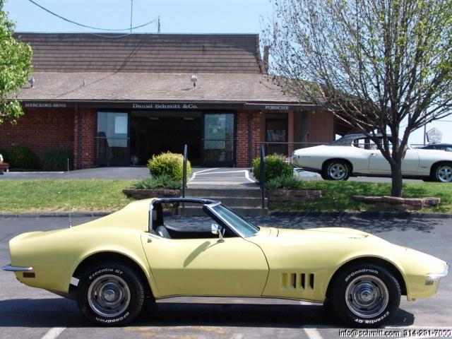1968 Chevrolet Corvette | Fast Lane Classic Cars