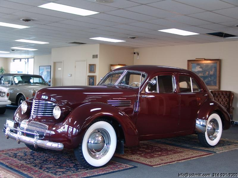 1941 GRAHAM HOLLYWOOD SUPERCHARGED AND RESTORED! — Daniel Schmitt ...