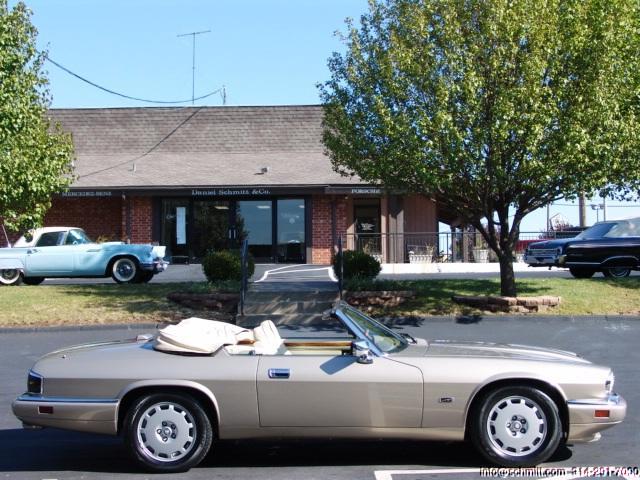1996 Jaguar Xjs 4 Passenger Convertible Daniel Schmitt Company
