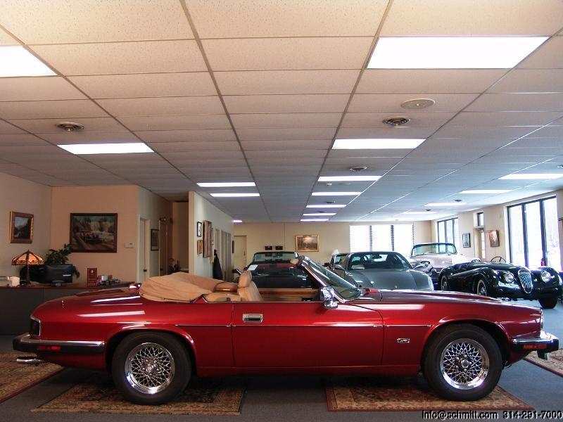 convertible main xjs jaguar