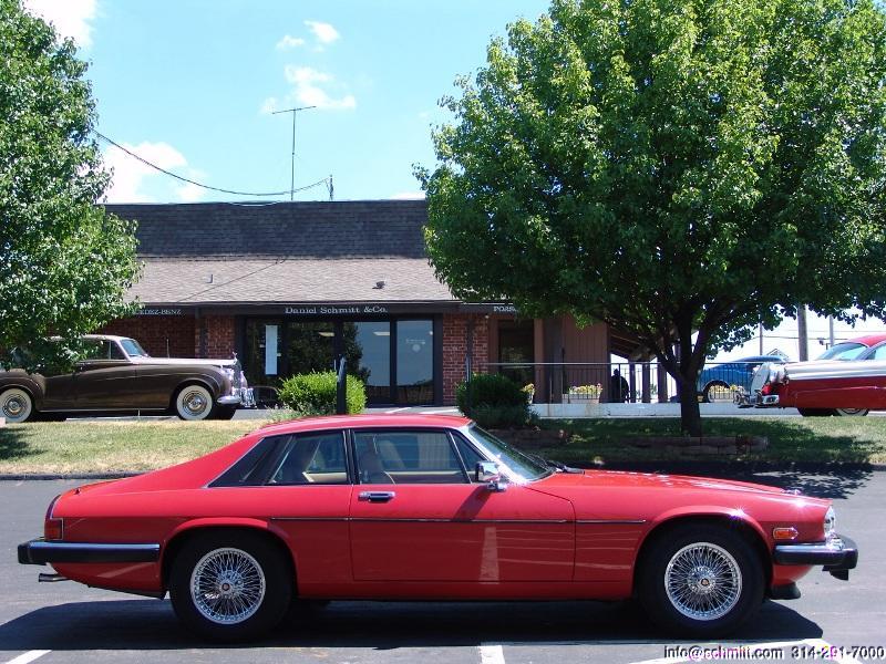 1986 JAGUAR XJS V12 COUPE ONLY 52,000 ORIGINAL MILES ...
