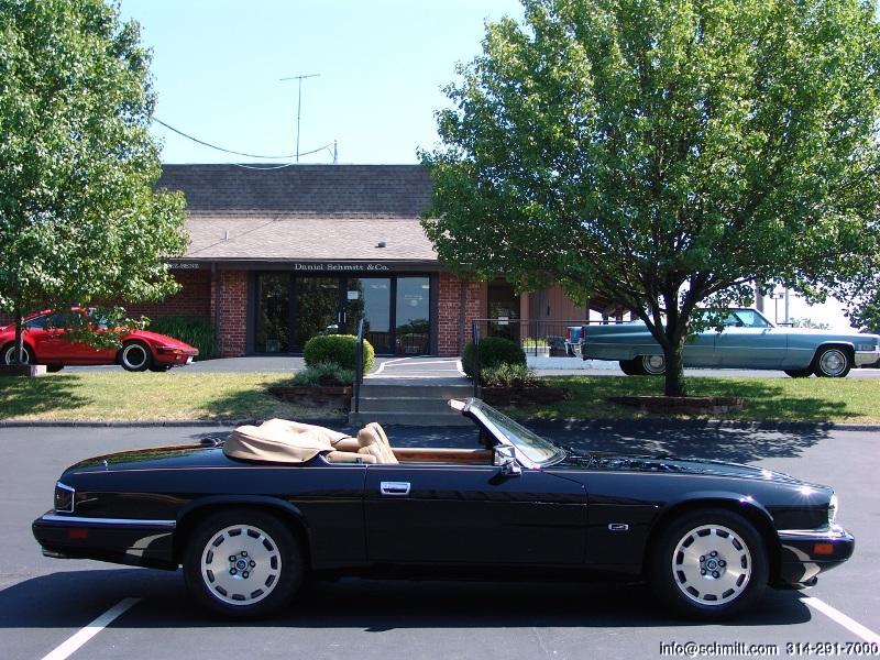 1996 jaguar convertible