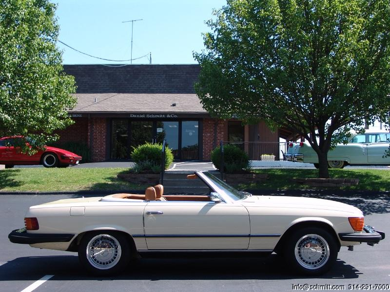 1975 mercedes benz 450 sl convertible daniel schmitt for 1975 mercedes benz 450sl convertible