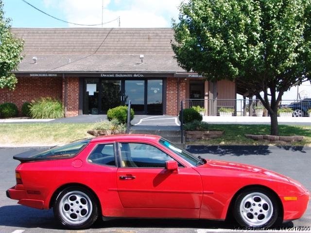1986 Porsche 944 Turbo Ofeered Below Wholesale Daniel Schmitt Co Classic Car Gallery