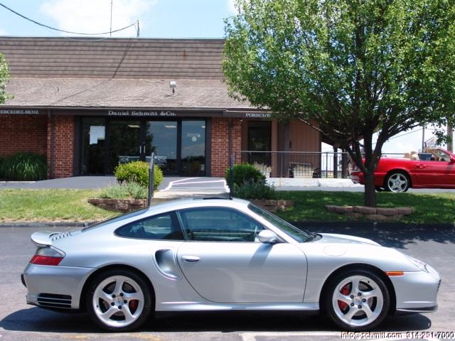 2002 Porsche 911 Turbo Only 14000 Original Miles Daniel Schmitt