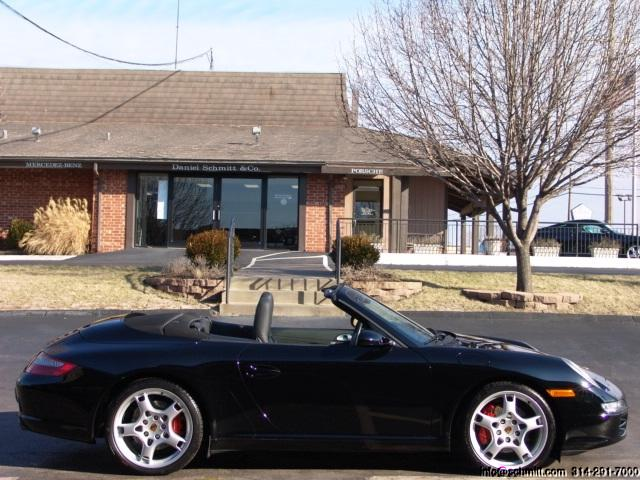 2006 Porsche 911 Carrera S Cabriolet Executive Owned And Driven